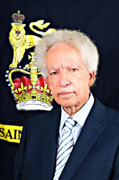 office   governor general  saint lucia