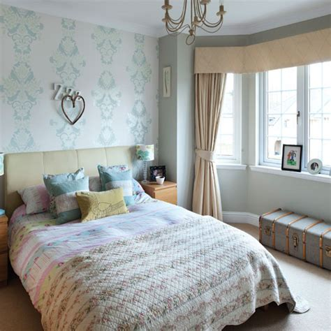 Pretty country style bedroom   Bedroom   Ideal Home