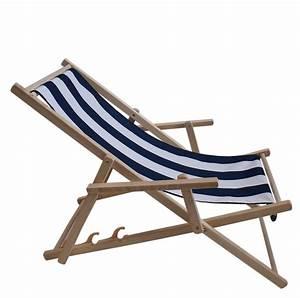 Holz Im Nassbereich : liegestuhl aus buchenholz strandliege sonnenliege campingliege mit armlehnen ebay ~ Markanthonyermac.com Haus und Dekorationen