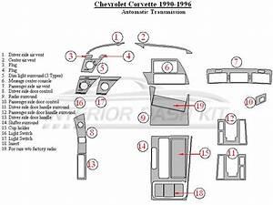 Chevrolet Corvette 1990