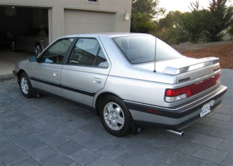 Peugeot Parts Usa by Peugeot 405 Pelican Parts Technical Bbs