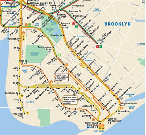Subway Map Sheepshead Bay.Sheepshead Bay Subway Map