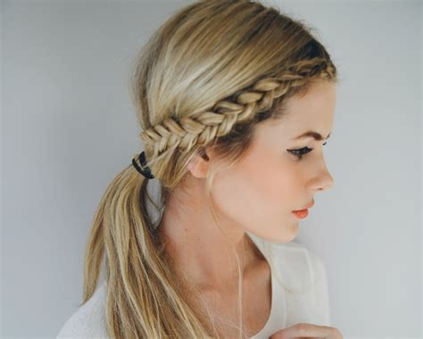 By just adding beads you can instantly update your look while creating plenty of interest. 16 Quick and Easy Braided Hairstyles