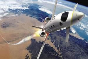 Aurora Spatium: Spaceplane