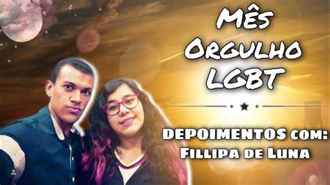 Promoção vip pride | documentário lgbt (nacional ou internacional). Mês do Orgulho LGBT | Depoimentos com Fillipa de Luna ...