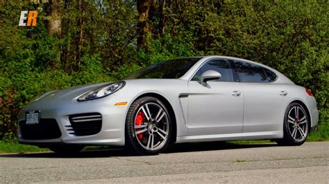 test drive porsche panamera turbo executive review