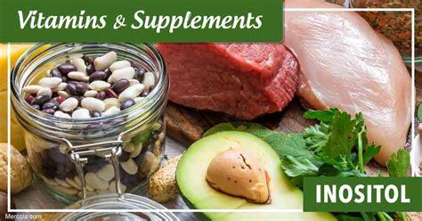 inositol benefits