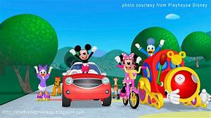 Little Princess: Mickey Mouse Clubhouse: Road Rally