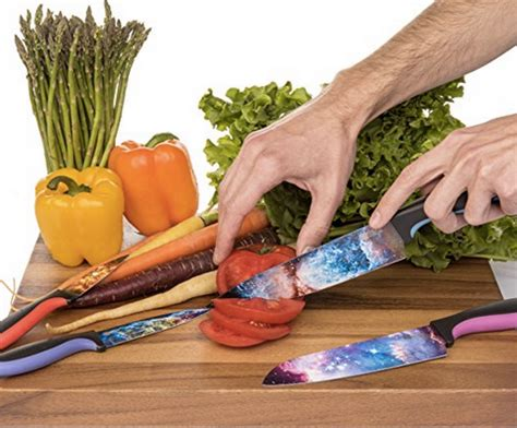 kitchen knife gifts box cosmos gift knives cooking unique chef couple husbands housewarming idea birthday wives
