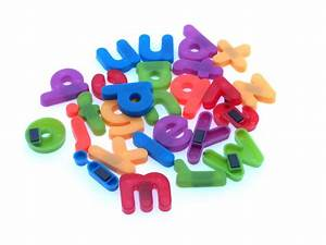small lower case magnetic letters fridge magnets full With magnetic letters