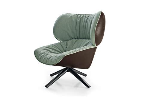 tabano swivel chair by urquiola for b b italia