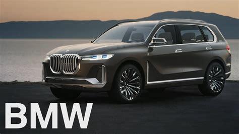 BMW - Concept X7 iPerformance