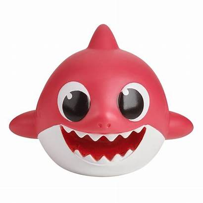 Bath Toys Squirt Pinkfong Babyshark Toy Mommy
