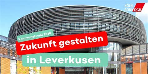 In leverkusen mündet die wupper in den rhein. Kommunalpolitische Forderungen für Leverkusen | News ...