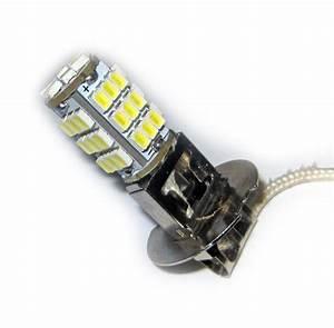 Ampoule Led 12 Volts Voiture : ampoule h3 42 leds blanches led effect ~ Medecine-chirurgie-esthetiques.com Avis de Voitures