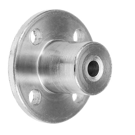 mm flange coupling steel rigid flange plate shaft connector optical axis support fixed seat