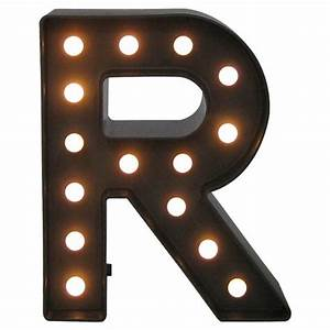 marquee letter r target With marquee letter r
