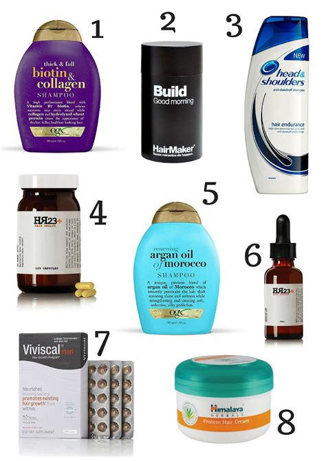 My Battle With Hair Loss 8 Hair Loss Prevention Products