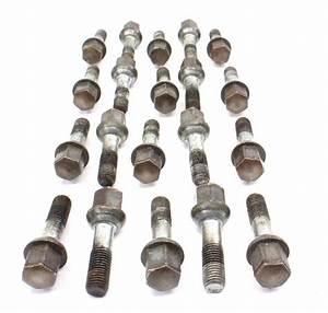 Set Of 20 Wheel Lug Bolts Nuts 94-00 Mercedes C280 C230 C36 W202