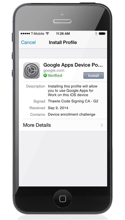device management iphone official cloud increasing security and