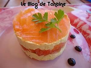 Recettes De Fetes Originales : entrees froides cuisine de tantine ~ Melissatoandfro.com Idées de Décoration