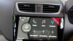 Head Unit Ertiga Dreza