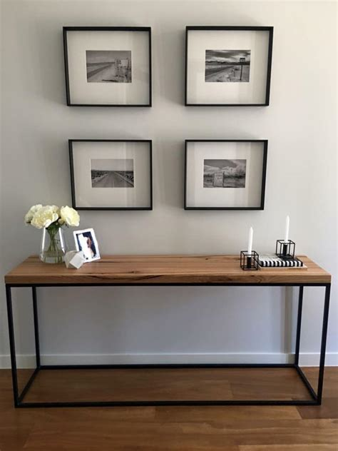 Madison Console Table  Lumber Furniture