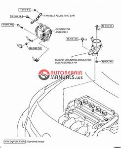 2003 Mitsubishi Outlander Fuse Box Diagram