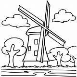 Windmill Coloring Wind Line Mill Drawing Blowing Clipart Drawings Printable Clip Windmills Nice Wooden Cliparts Library Getcolorings Result Olympics Holland sketch template