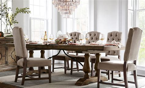 Pottery Barn Dining Room Decorating Ideas - Elitflat