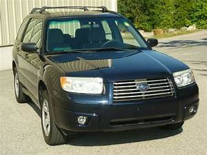 2006 Subaru Forester - Overview