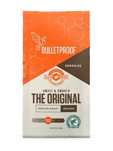 He developed his bulletproof coffee recipe after returning to the united states from. The Original Medium Roast Ground Coffee - 12 oz   Bulletproof coffee, Decaf coffee, Coffee roasting
