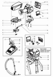 Titan 440 Parts List And Diagram