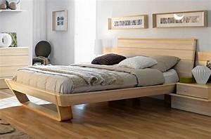 Bett 160x200 Holz : betten 160x200 holz mit seinen bettrahmen runde dass inklusive bett kopfteil holz f r elegante ~ Indierocktalk.com Haus und Dekorationen