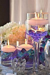 candle centerpiece ideas elegant Centerpieces Ideas   ... elegant centerpieces floating canles and orchids reflects ...