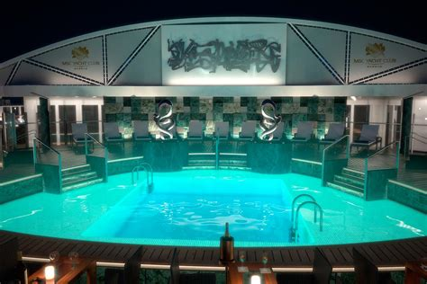 msc seaside cruise ship details cruisescom