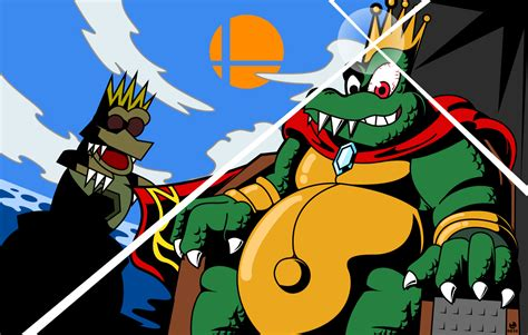 Donkey Kong Country Wallpaper King K Rool Favourites By Demonicpizzas On Deviantart