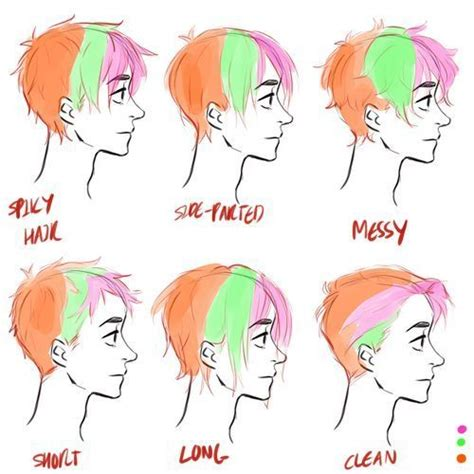 hairstyles side view  ideas   house