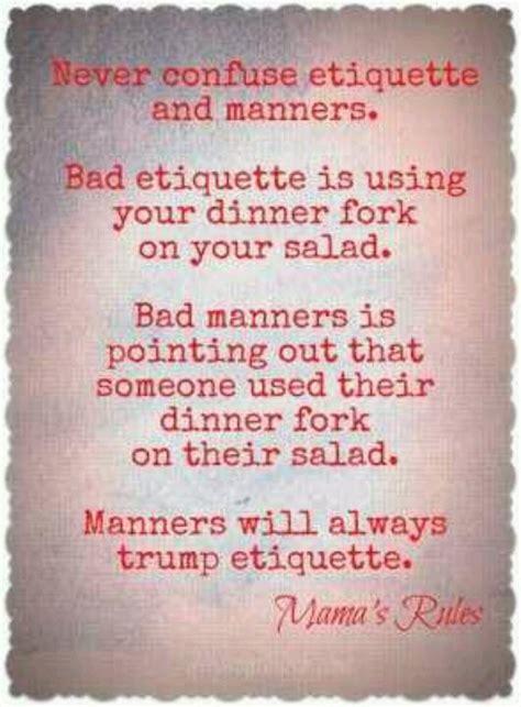 southern gentleman etiquette