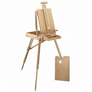 artist39s lofttm french sketchbox easel With artist loft display floor easel assembly