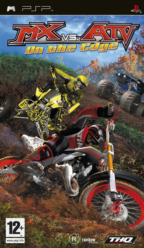 mx vs atv motocross mx vs atv on the edge