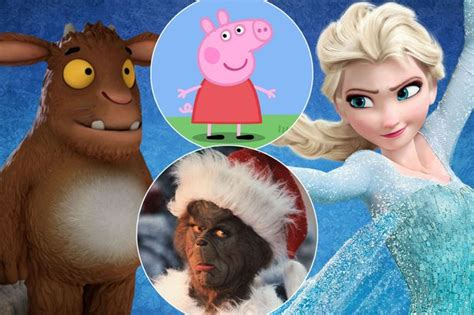 Best Kids' Movies For Christmas