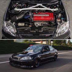 Honda civic enginer | Honda civic coupe, Honda vtec