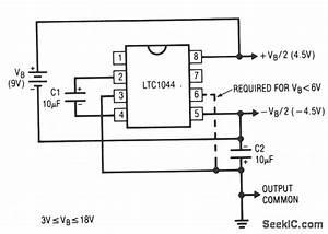 Battery Splitter - Basic Circuit - Circuit Diagram