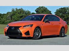 2016 Lexus GS F – Driven Review Top Speed