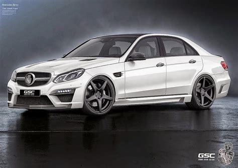Mercedes-benz E-class W212 Facelift By Gsc