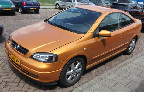 Opel Coupe by File Opel Astra G Coupe Bertone Jpg