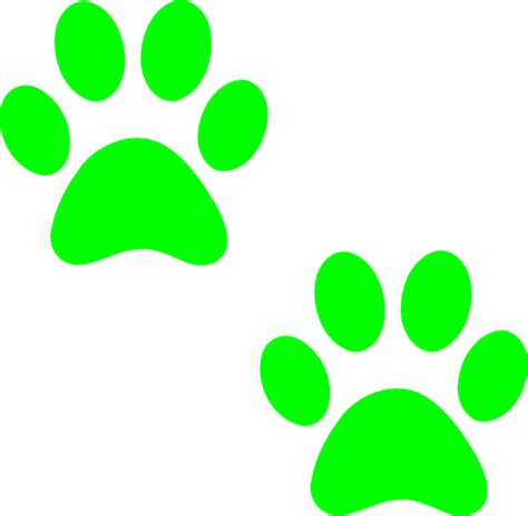 Search Results For Paw Print Border Clip Art Calendar 2015