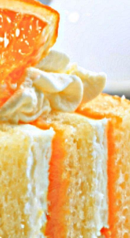 chew carla halls triple orange cake recipe