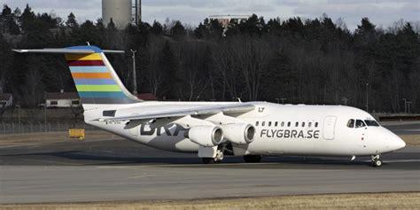 Zweedse regionale luchtvaartmaatschappijen fuseren